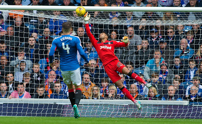 Warburton singles out two Rangers stars for praise