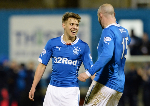Andy Murdoch goes out on loan