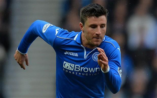 Rangers linked to SPL striker