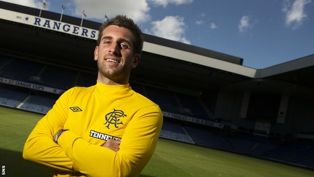 End of the Ibrox road for Cammy Bell?