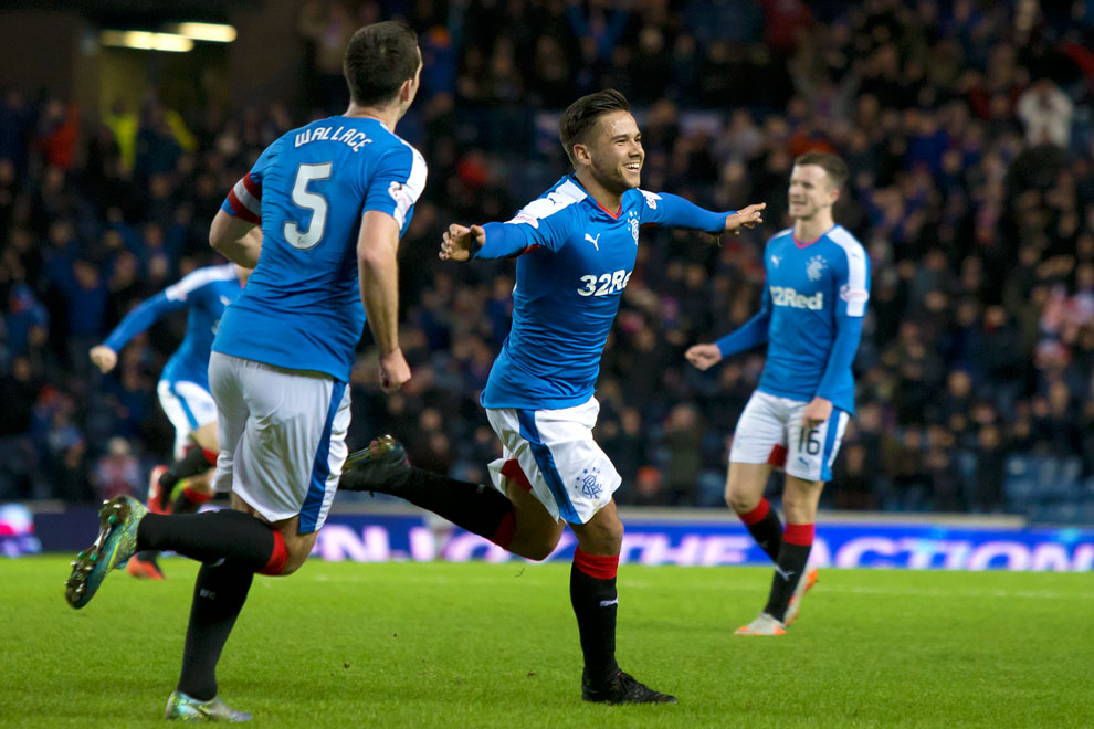 Hibs' unwanted 3IAR, while Rangers charge back to Premiership