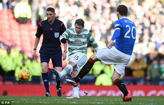 Rangers' Revenge mission – bring on Celtic
