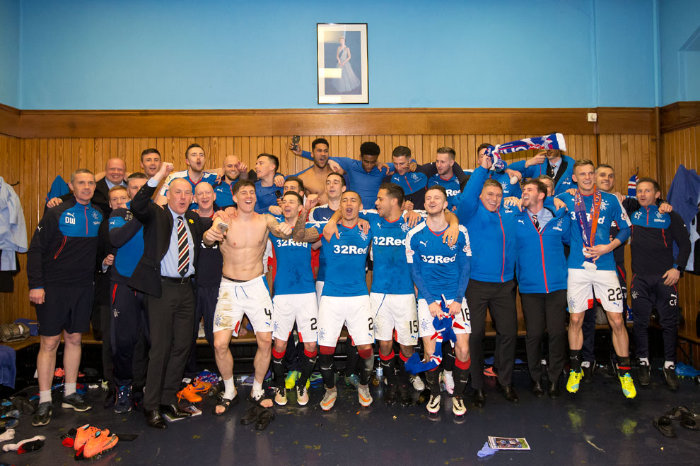 Fear and loathing of Premiership Rangers