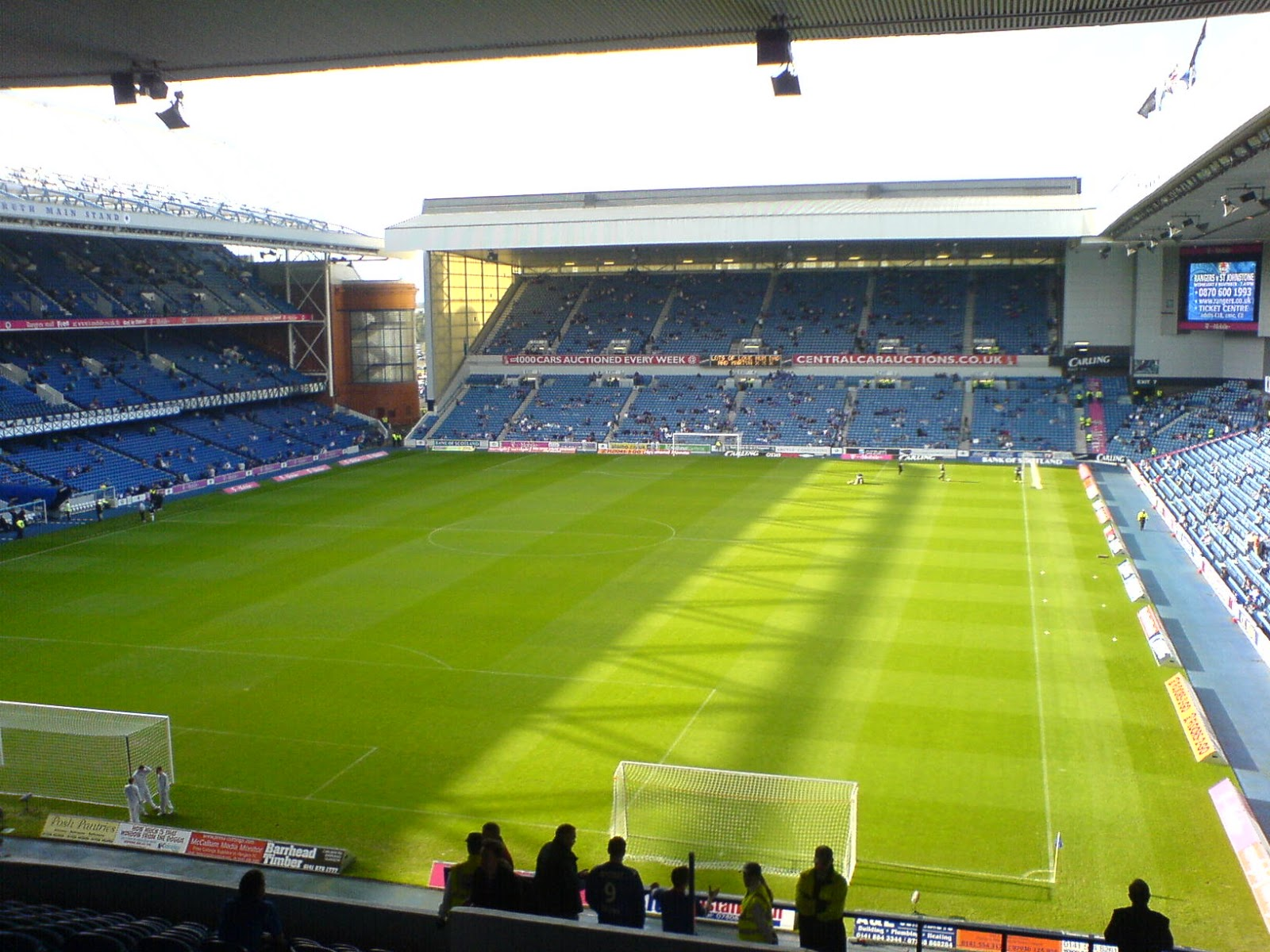 Can Rangers survive in the Premiership?