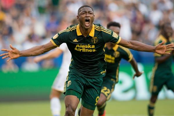 Giant Nigerian striker on Rangers' radar