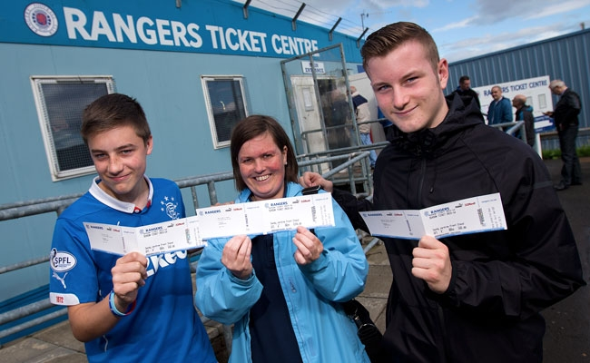 30,000 and rising; how Rangers fans' loyalty was rewarded