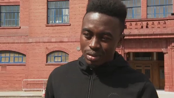 New striker: what Rangers are getting in Joseph Dodoo
