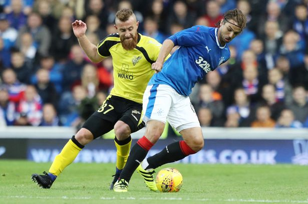 Can current Rangers star be compared with ex-Ibrox legend?