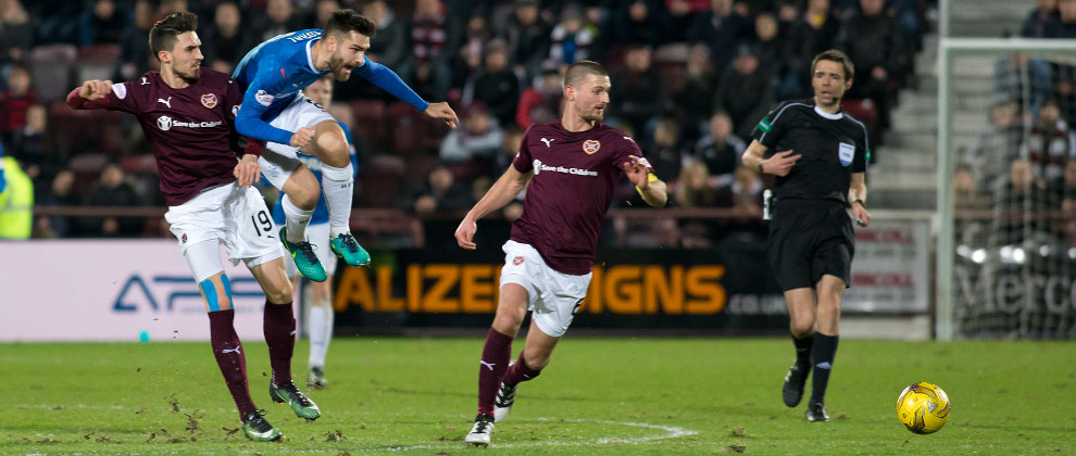 Rangers v Hearts – the most important match of the season?