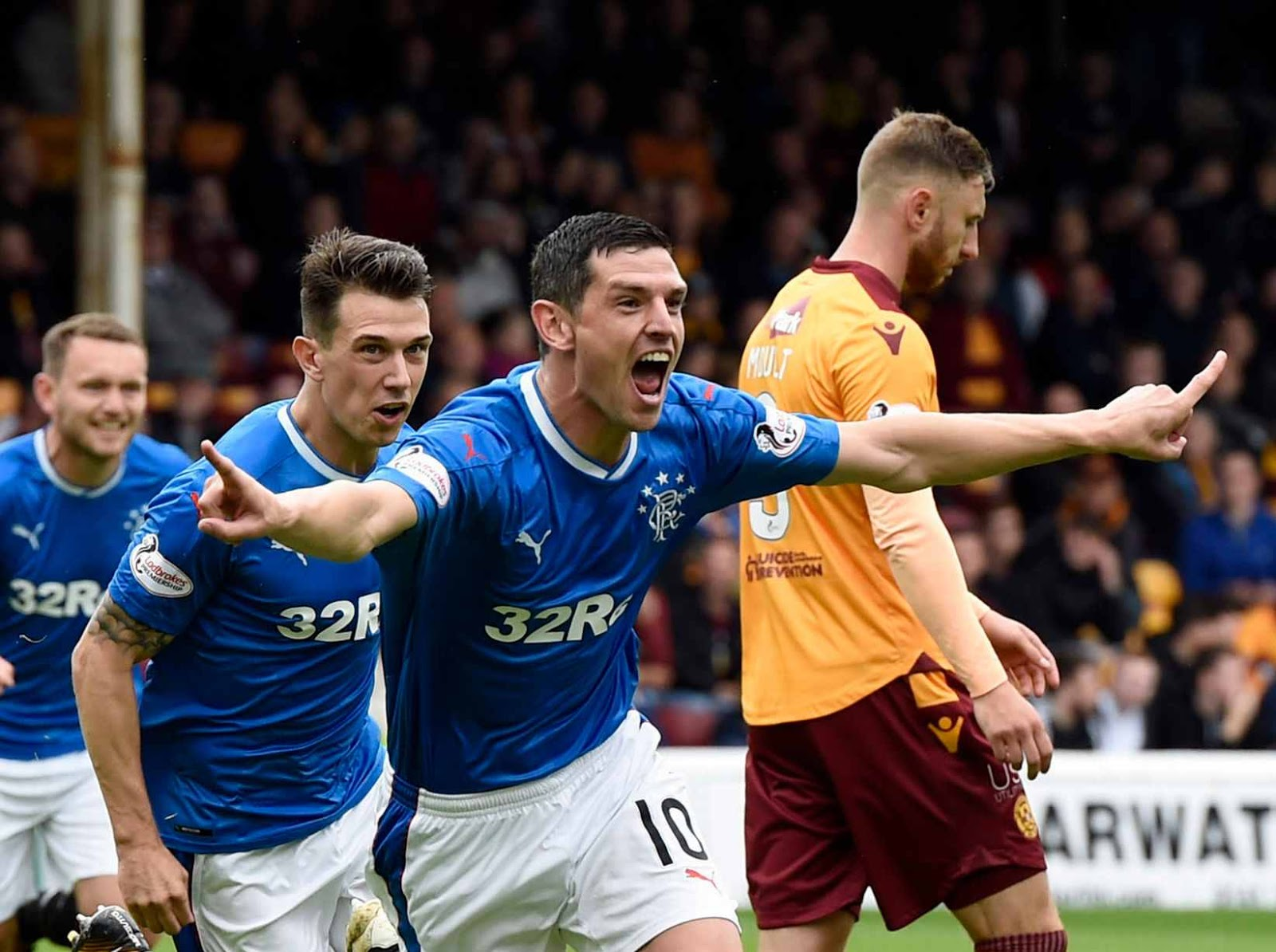 Seven changes; Rangers' predicted XI for League Cup