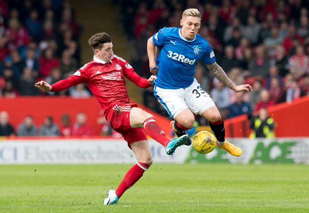 Rangers target dismisses current club and says Rangers are 'massive'…