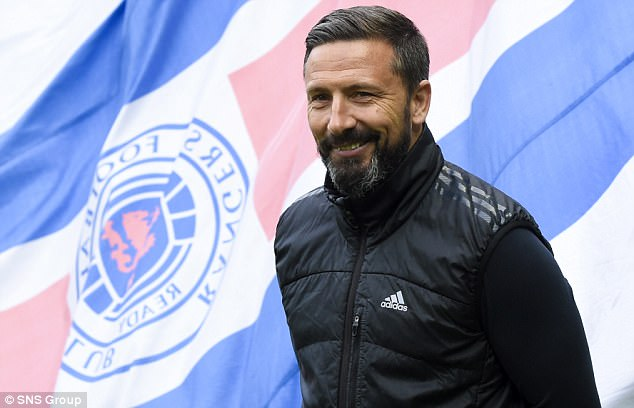 Is Derek McInnes ready to give us our Rangers back?