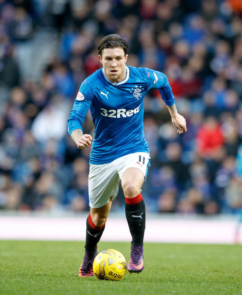 £3.5M bid submitted for Rangers' forward?