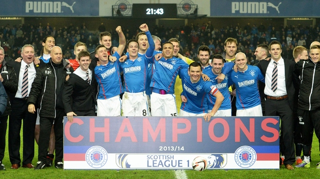 """""""Where are they now?"""": Class of the lower league Rangers…"""