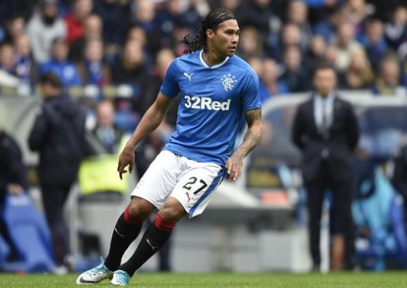 Rangers striker explains the real reason Carlos Pena flopped…
