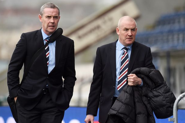 Ex-Rangers man claims huge success was 'lucky'