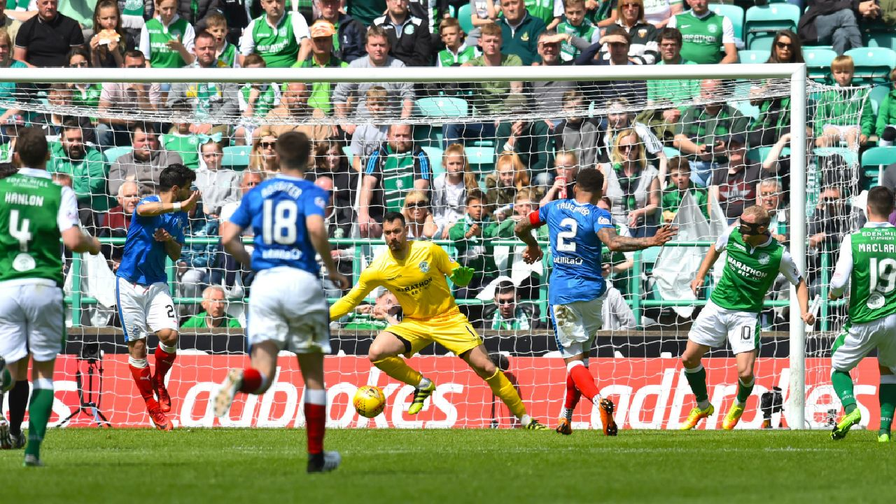 """""""Jail time"""" – Eight things we learned about Rangers v Hibs"""