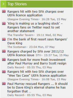 Scottish press round on Rangers in last-ditch attacks before Gerrard…