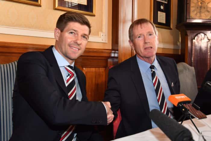 Rangers forward seeking move away – Motherwell possible destination
