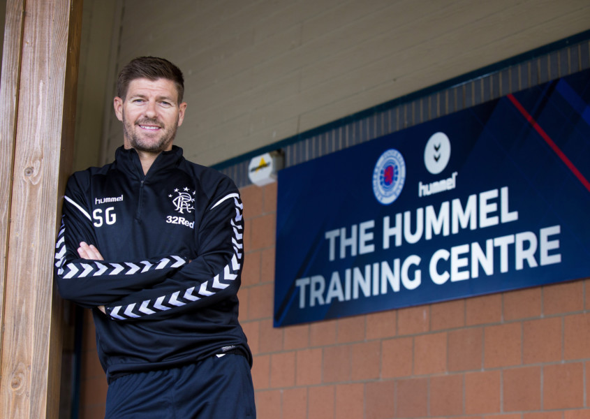 Big absences and big presences – first day back at training…