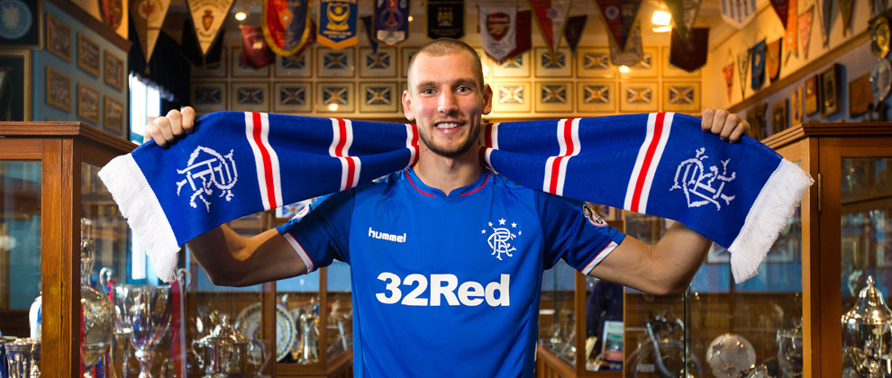 """""""Rangers lost credibilty"""" – star signing speaks out"""