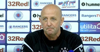 Rangers' chief hits back at accusations