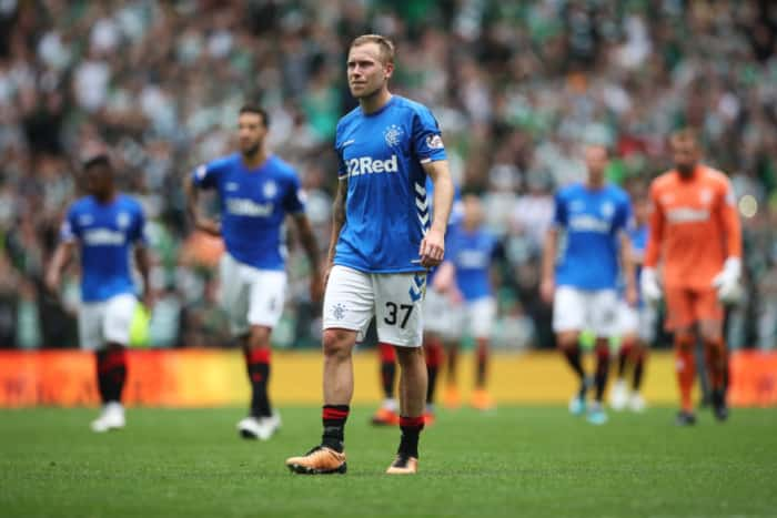 Rangers, Celtic and the Berlin Wall