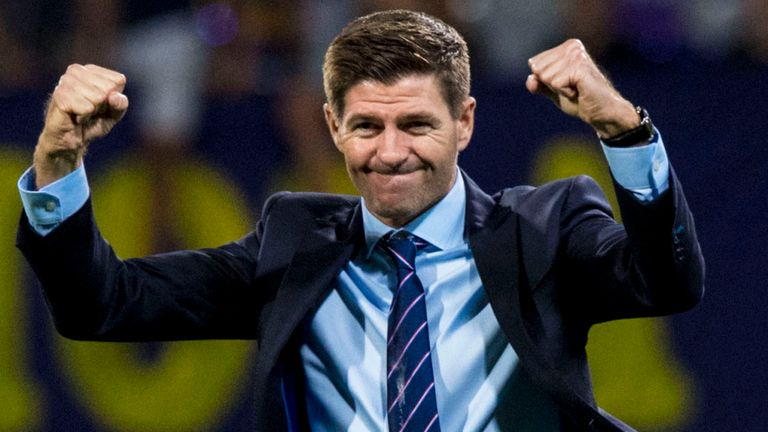 Four-man boost for Stevie Ger