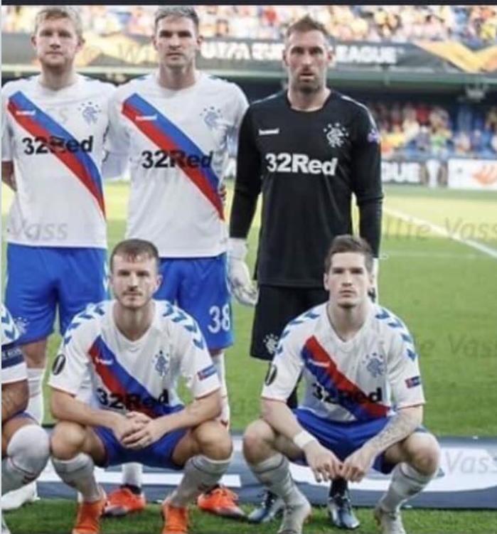 Ryan Kent gaffe leaves Rangers fans stunned…