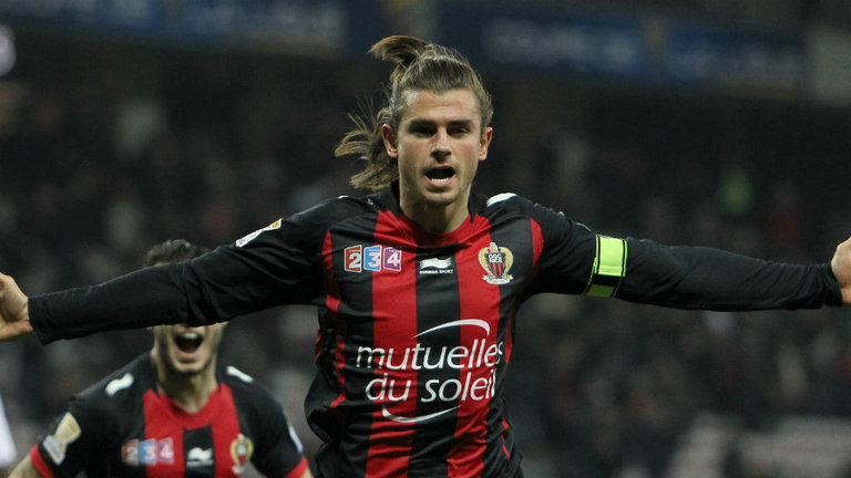 Former Nice and Hertha star defender released – Stevie must pounce…