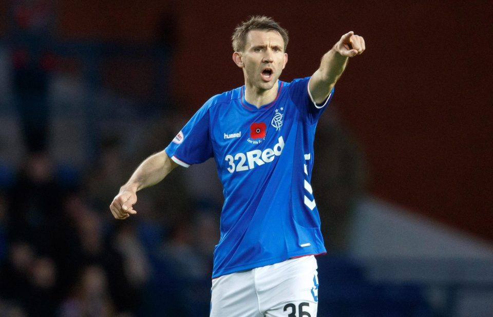 Surprise and confusion after presumed Rangers exit…reverses…