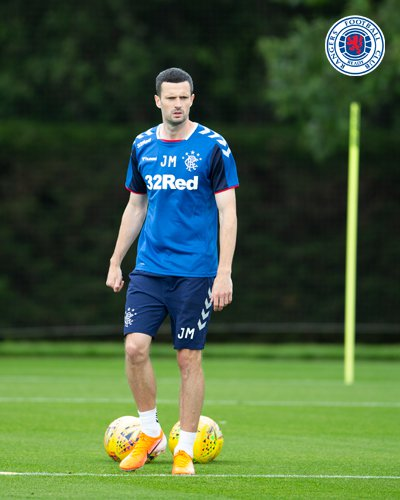 A shock absence – seven things we've learned about Rangers' return to pre-season