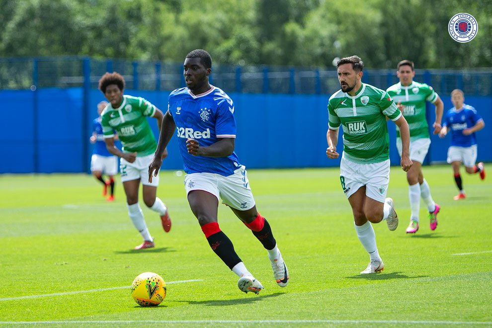 New Rangers signing has created world record-breaking history…