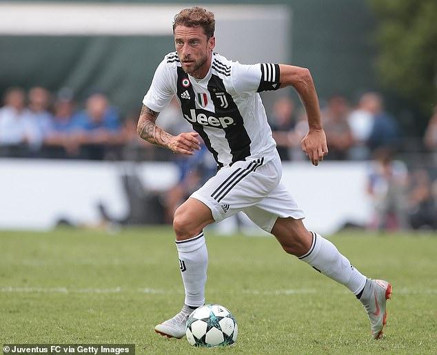 Rangers and Claudio Marchisio