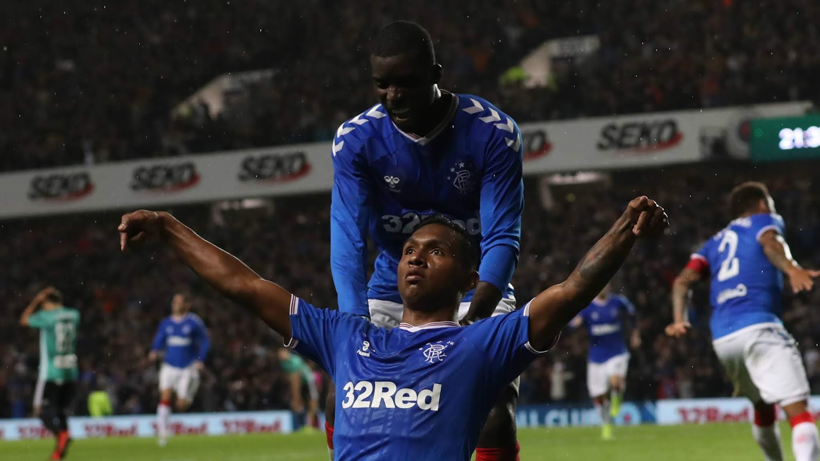 Rangers star has revealed a 'shock' u-turn…