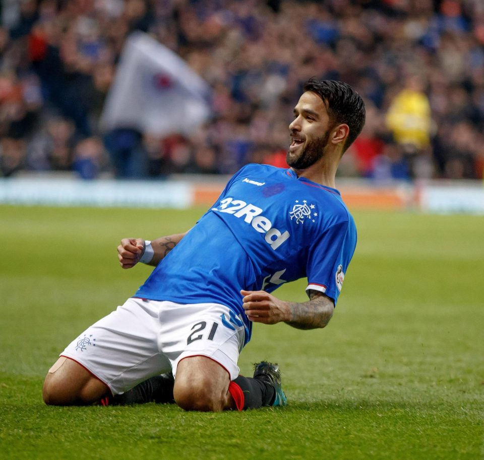 Shock horror: media lies printed about Rangers once again