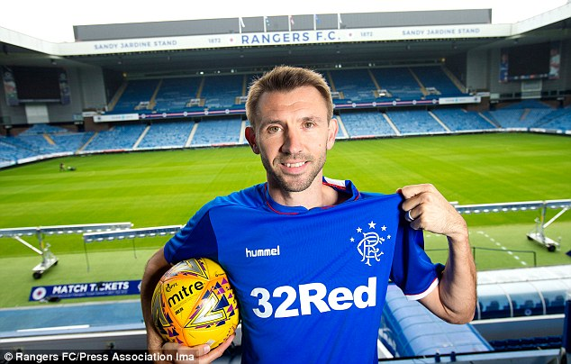 """""""Can't help wishing"""" – tragedy of ex-Rangers defender"""