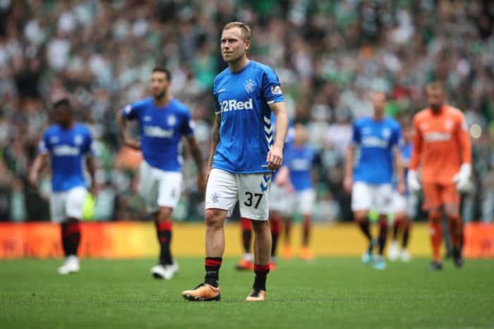A £315,000 stunner for Rangers