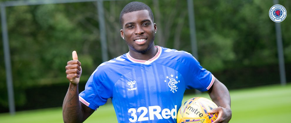 Rangers shocker coming out of Ibrox tonight…