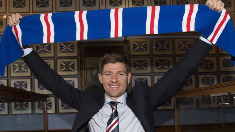 """""""Green and whites are hating it"""" – Rangers go top…"""