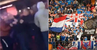 Scottish press lying about Rangers prior to Rotterdam