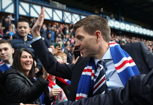 """""""Four year contract"""" – how the serious planning at Ibrox began…"""