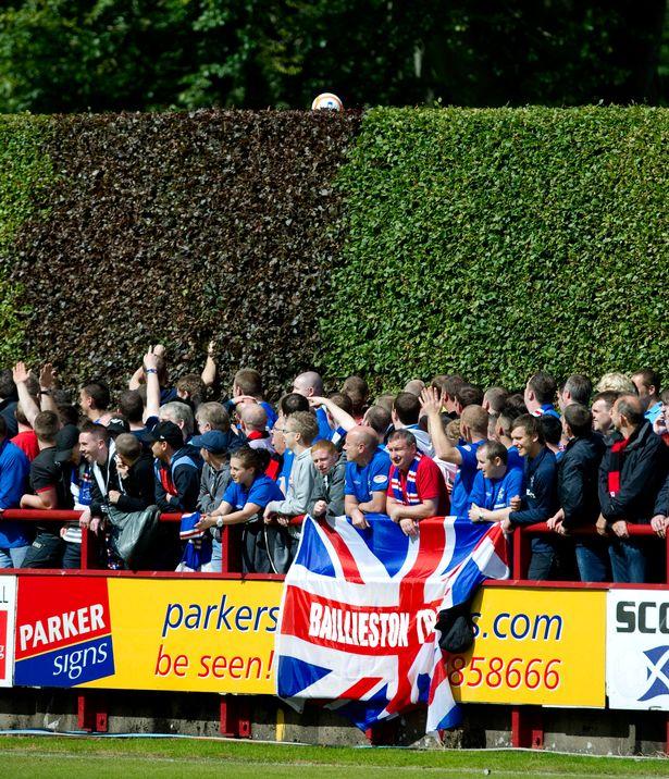 Brechin's Hedge to Euro 2020 – absolute Rangers shocker
