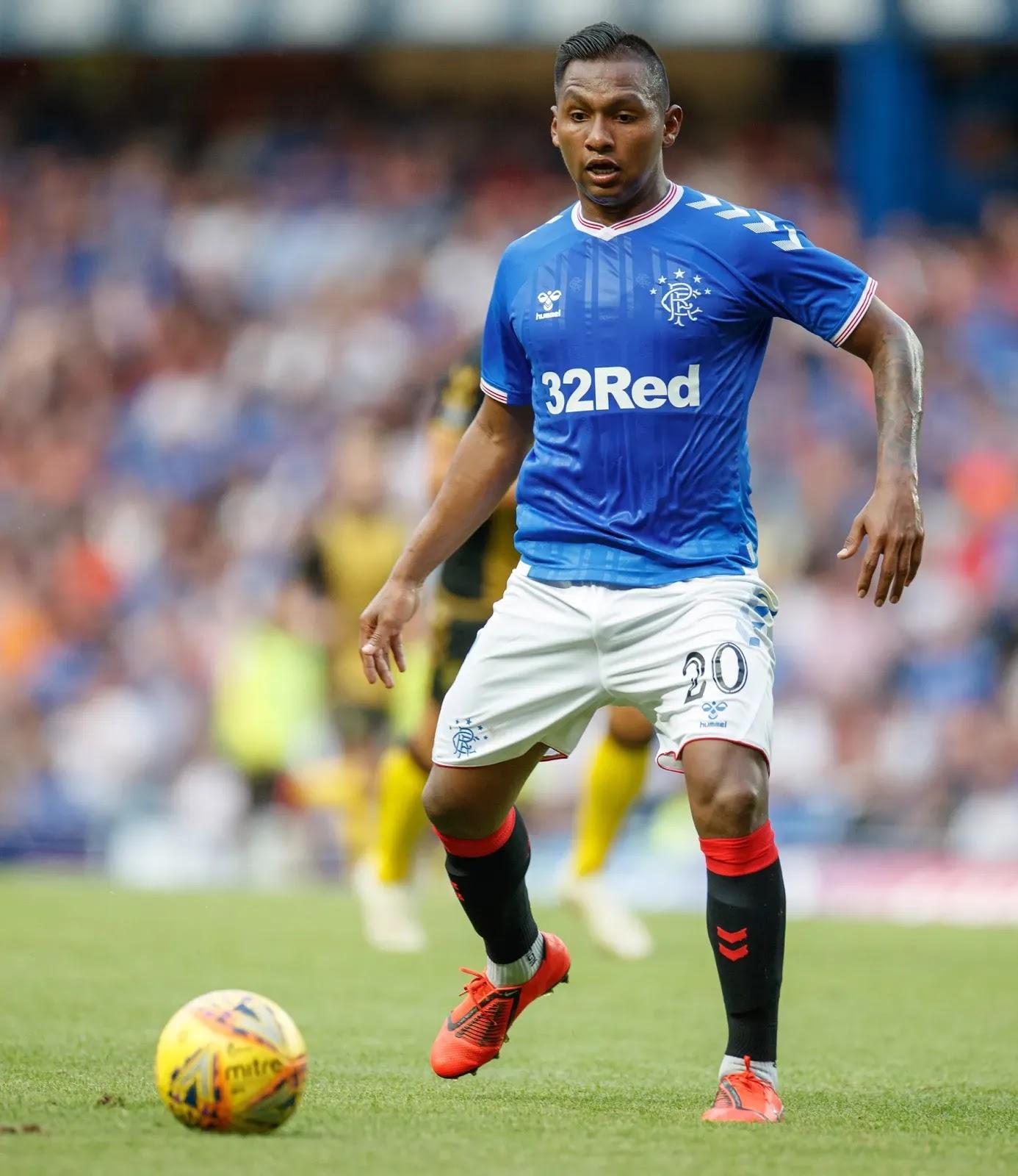 Scottish press in 'telling lies about Rangers' shocker again…