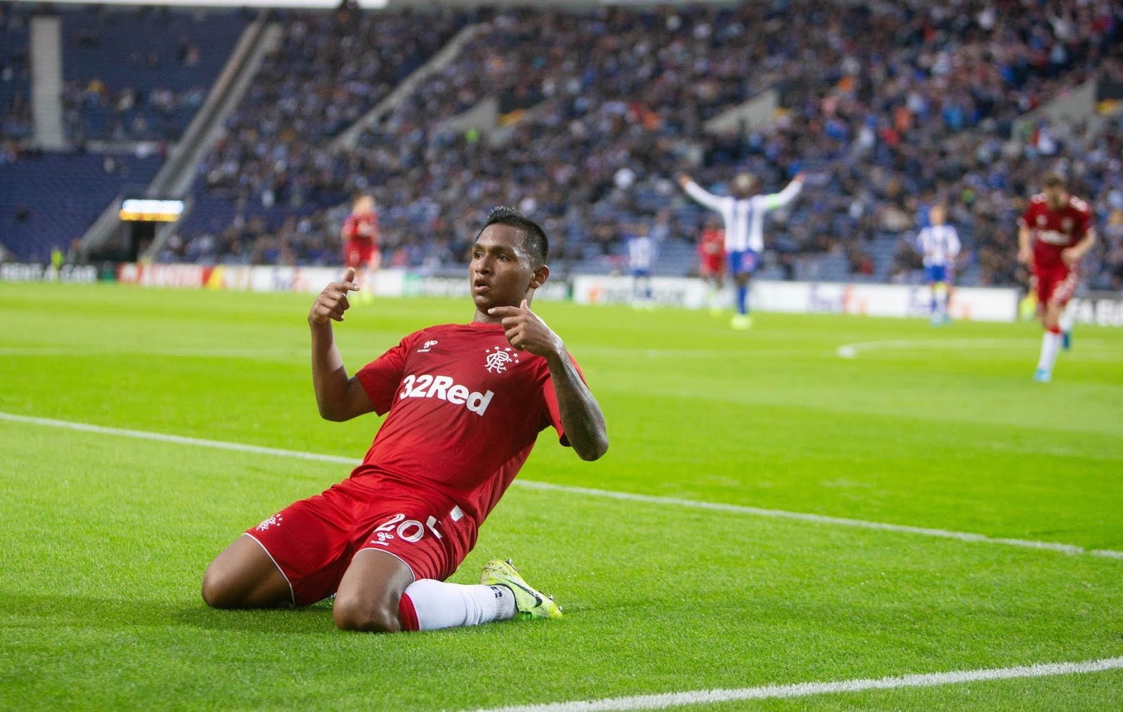 """""""That goal – 10"""" – Rangers player ratings on an astonishing night at Ibrox"""