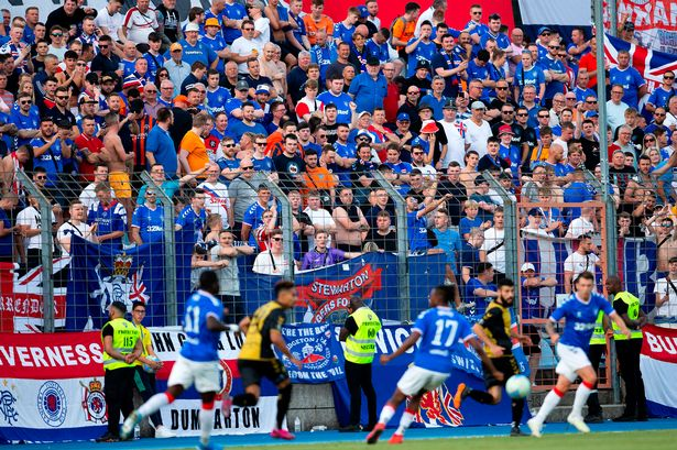 Here's how much cash Rangers have won so far in the Europa League