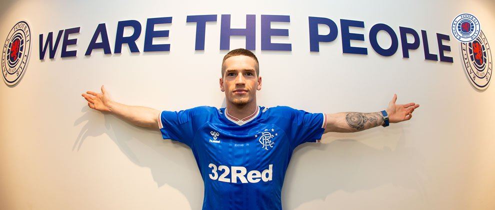 Ryan Kent makes two reveals Rangers fans will love