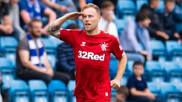 Rangers fans are turning their backs on this Stevie favourite. Why?