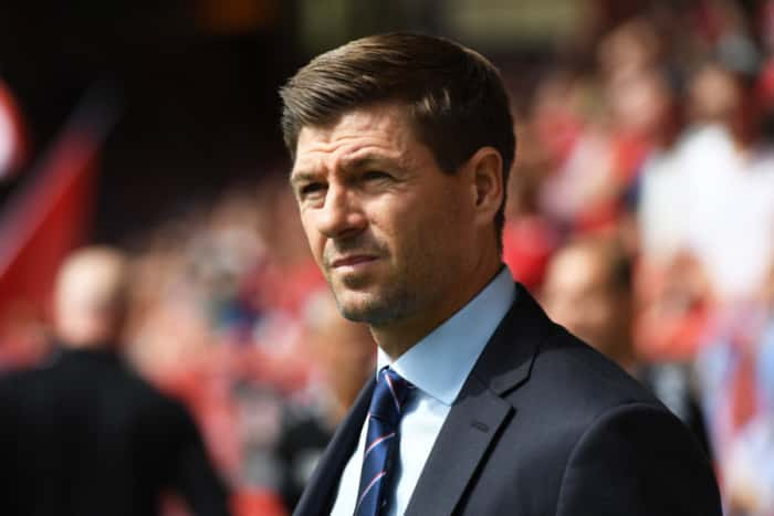 66% of Rangers fans keen to offload (former) Stevie G favourite