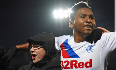 """""""I'm so proud"""" –  Alfredo Morelos may just have changed his mind…"""